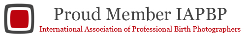Logo International Association of Professional Birth Photographers